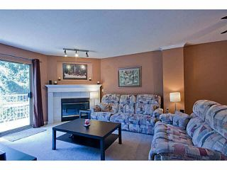 "Photo 2: 6 2420 PITT RIVER Road in Port Coquitlam: Mary Hill Townhouse for sale in ""PARKSIDE ESTATES"" : MLS®# V1143548"