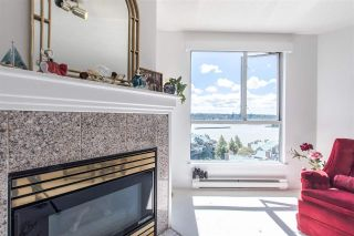 """Photo 3: 1407 1185 QUAYSIDE Drive in New Westminster: Quay Condo for sale in """"RIVERIA TOWERS"""" : MLS®# R2382149"""