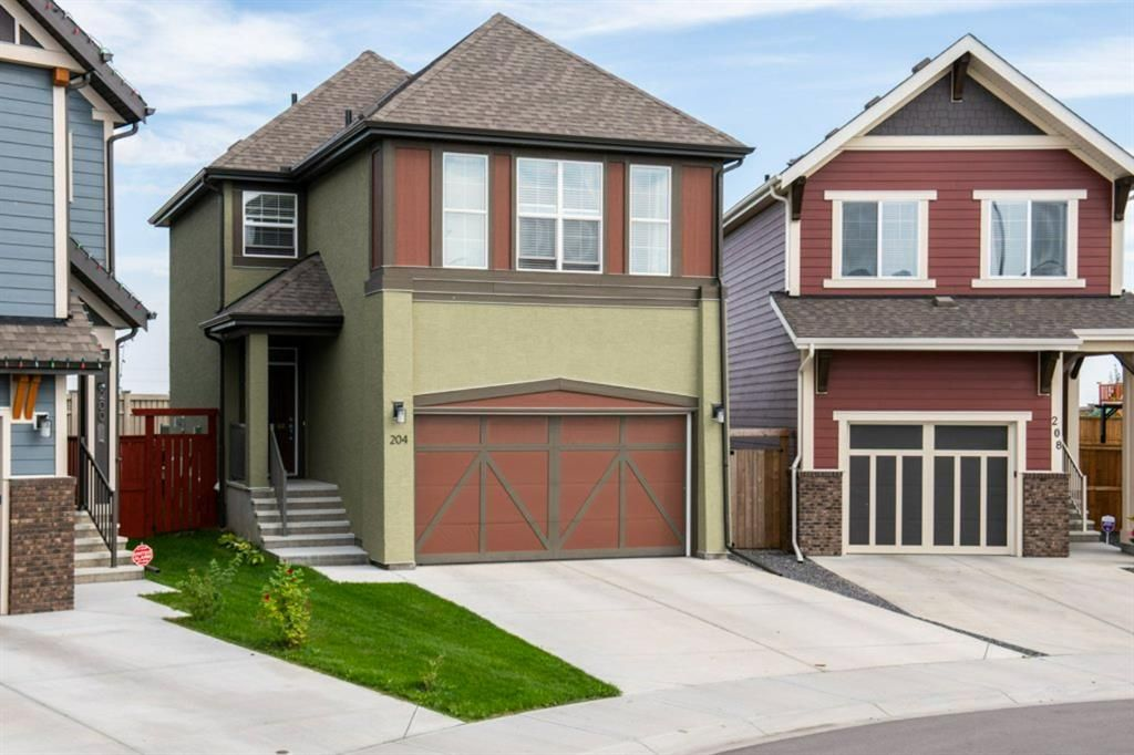 Main Photo: 204 Masters Crescent SE in Calgary: Mahogany Detached for sale : MLS®# A1143615
