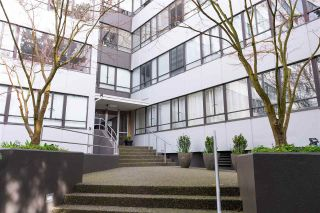 """Photo 20: 104 1445 MARPOLE Avenue in Vancouver: Fairview VW Condo for sale in """"Hycroft Towers"""" (Vancouver West)  : MLS®# R2554611"""