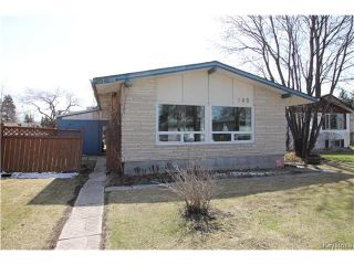 Photo 1: 582 Bruce Avenue in Winnipeg: Bruce Park Residential for sale (5F)  : MLS®# 1709669