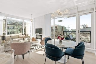 "Photo 2: 301 1468 W 14TH Avenue in Vancouver: Fairview VW Condo for sale in ""THE AVEDON"" (Vancouver West)  : MLS®# R2545980"