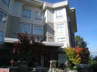 "Photo 1: 213 13555 GATEWAY Drive in SURREY: Whalley Condo for sale in ""EVO"" (North Surrey)  : MLS®# F1125770"