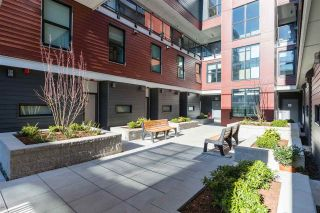 "Photo 37: 102 217 CLARKSON Street in New Westminster: Downtown NW Townhouse for sale in ""Irving Living"" : MLS®# R2545622"