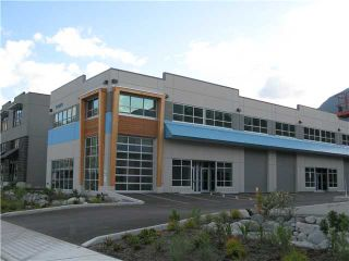 Photo 2: 105 39279 QUEENS Way in : Business Park Commercial for sale (Squamish)  : MLS®# V4032060