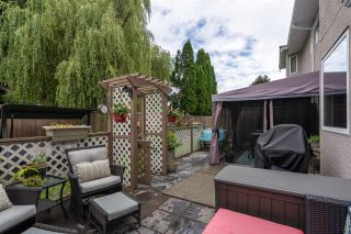 "Photo 36: 166 15501 89A Avenue in Surrey: Fleetwood Tynehead Townhouse for sale in ""Avondale"" : MLS®# R2469254"