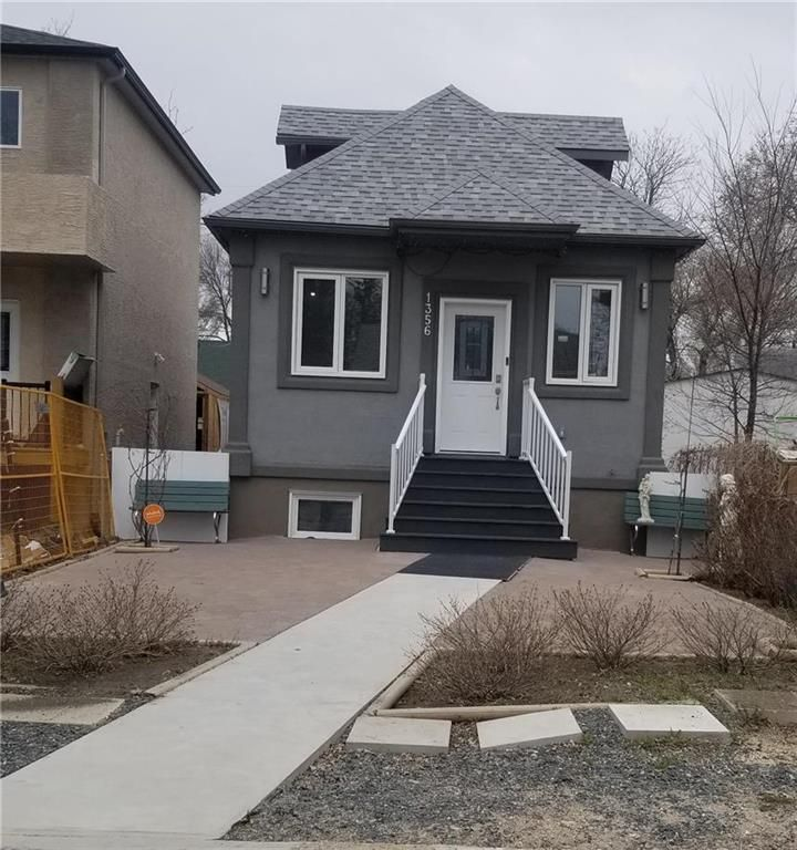 Main Photo: 1356 Magnus Avenue in Winnipeg: Shaughnessy Heights Residential for sale (4B)  : MLS®# 202109867