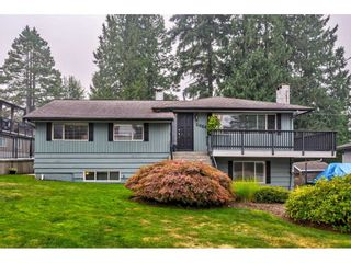 Photo 1: 2080 CRANE Avenue in Coquitlam: Central Coquitlam House for sale : MLS®# R2498876