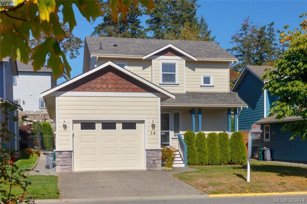 Main Photo: 14 Cahilty Lane in VICTORIA: VR Six Mile House for sale (View Royal)  : MLS®# 771497