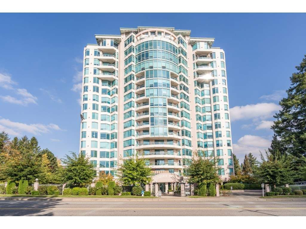 """Main Photo: 1105 33065 MILL LAKE Road in Abbotsford: Central Abbotsford Condo for sale in """"Summit Point"""" : MLS®# R2505069"""