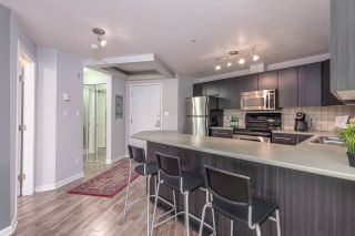 """Photo 3: A306 2099 LOUGHEED Highway in Port Coquitlam: Glenwood PQ Condo for sale in """"STATION SQUARE"""" : MLS®# R2516783"""