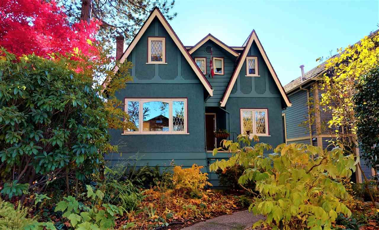 Main Photo: 3692 W 26TH Avenue in Vancouver: Dunbar House for sale (Vancouver West)  : MLS®# R2516018