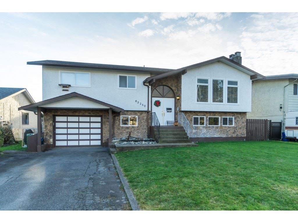 Main Photo: 45260 LENORA Crescent in Chilliwack: Chilliwack W Young-Well House for sale : MLS®# R2424301