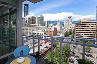 "Photo 9: 1606 788 RICHARDS Street in Vancouver: Downtown VW Condo for sale in ""L'HERMITAGE"" (Vancouver West)  : MLS®# V836271"