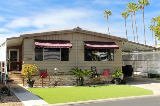 Photo 1: CARLSBAD SOUTH Manufactured Home for sale : 2 bedrooms : 7205 Santa Barbara in Carlsbad
