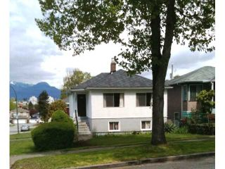 Photo 1: 2505 E 19TH Avenue in Vancouver: Renfrew Heights House for sale (Vancouver East)  : MLS®# V827171