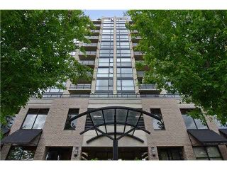 "Photo 1: 406 124 W 1ST Street in North Vancouver: Lower Lonsdale Condo for sale in ""THE Q"" : MLS®# V1103979"