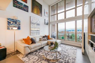 """Photo 12: 502 1529 W 6TH Avenue in Vancouver: False Creek Condo for sale in """"South Granville Lofts"""" (Vancouver West)  : MLS®# R2518906"""