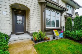 Photo 34: 41 3400 DEVONSHIRE Avenue in Coquitlam: Burke Mountain Townhouse for sale : MLS®# R2619772