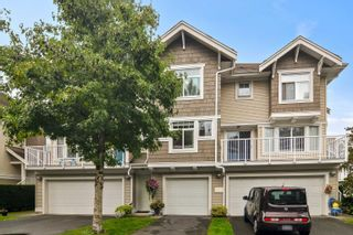 """Photo 1: 28 20771 DUNCAN Way in Langley: Langley City Townhouse for sale in """"Wyndham Lane"""" : MLS®# R2620658"""
