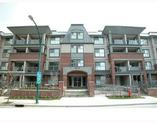 """Photo 1: 406 2478 SHAUGHNESSY Street in Port_Coquitlam: Central Pt Coquitlam Condo for sale in """"SHAUGHNESSY EAST"""" (Port Coquitlam)  : MLS®# V699540"""