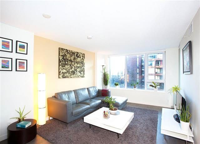 Photo 5: Photos: 607-1009 Harwood St in Vancouver: West End Condo for rent (Vancouver Downtown)