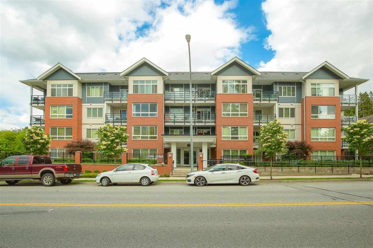 "Main Photo: 105 2268 SHAUGHNESSY Street in Port Coquitlam: Central Pt Coquitlam Condo for sale in ""UPTOWN POINT"" : MLS®# R2463053"