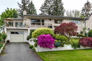 Photo 1: 1225 PARKER Street in Surrey: White Rock House for sale (South Surrey White Rock)  : MLS®# R2166502