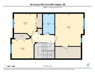 Photo 40: 38 Country Hills Cove NW in Calgary: Country Hills Row/Townhouse for sale : MLS®# A1116176