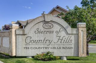 Photo 28: 115 728 Country Hills Road NW in Calgary: Country Hills Apartment for sale : MLS®# A1146138