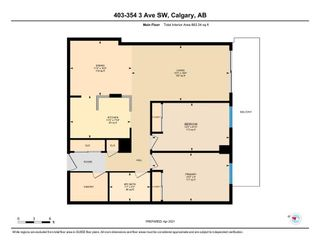 Photo 32: 403 354 3 Avenue NE in Calgary: Crescent Heights Apartment for sale : MLS®# A1097438