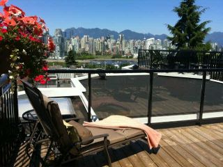 "Photo 14: 403 1040 W 8TH Avenue in Vancouver: Fairview VW Condo for sale in ""THE MAXMILLIAN"" (Vancouver West)  : MLS®# V1081621"