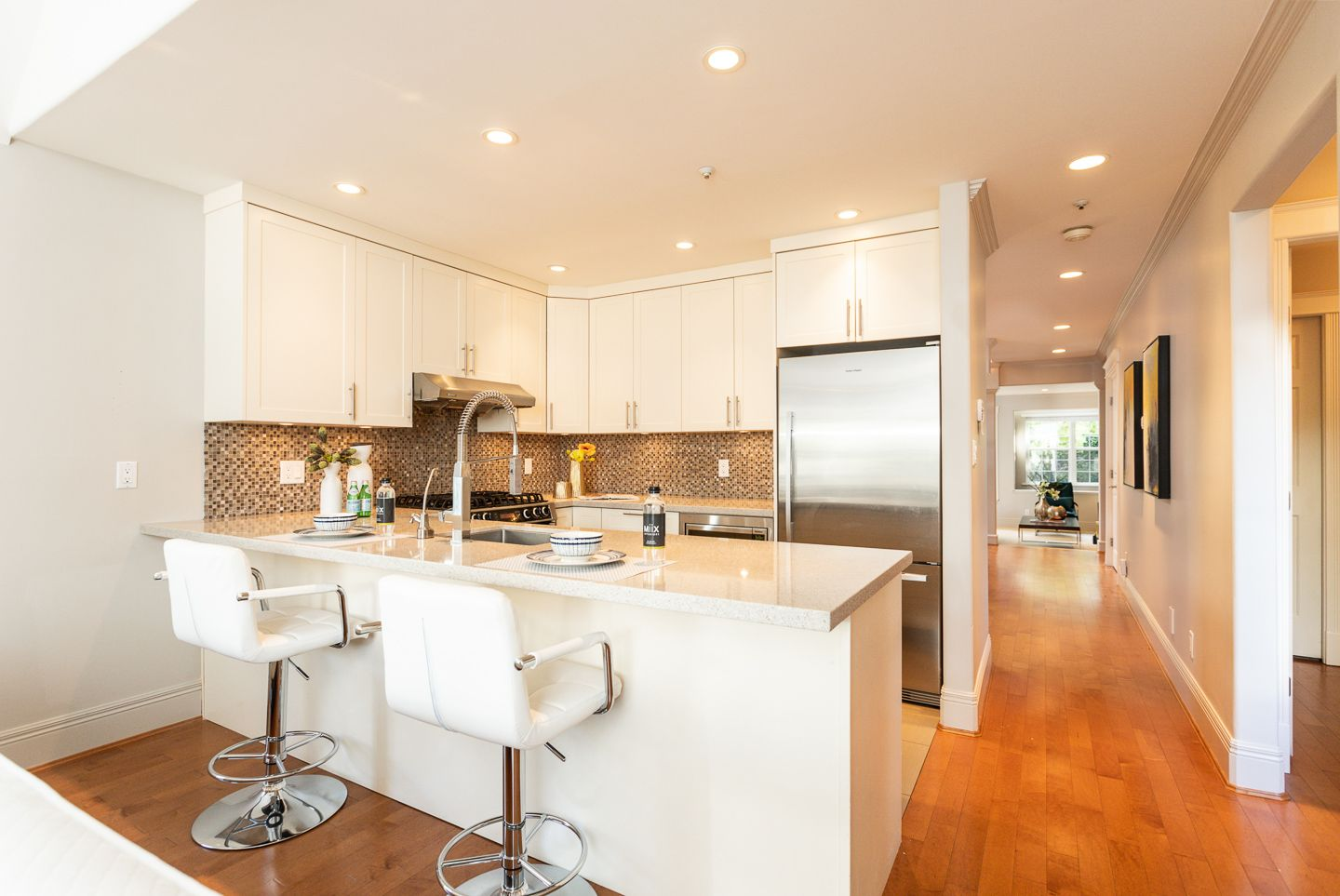 Photo 8: Photos: 2267 WEST 13TH AV in VANCOUVER: Kitsilano 1/2 Duplex for sale (Vancouver West)  : MLS®# R2407976