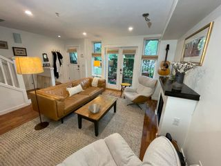 """Photo 6: 3685 W 12TH Avenue in Vancouver: Kitsilano Townhouse for sale in """"TWENTY ON THE PARK"""" (Vancouver West)  : MLS®# R2622614"""