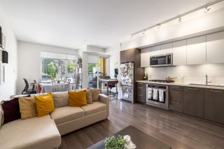 """Photo 7: 405 417 GREAT NORTHERN Way in Vancouver: Strathcona Condo for sale in """"Canvas"""" (Vancouver East)  : MLS®# R2591582"""