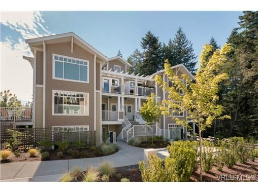 Main Photo: 302 594 Bezanton Way in VICTORIA: Co Olympic View Condo for sale (Colwood)  : MLS®# 711417