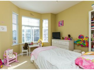 """Photo 12: 122 33751 7TH Avenue in Mission: Mission BC Townhouse for sale in """"HERITAGE PARK PLACE"""" : MLS®# F1426580"""
