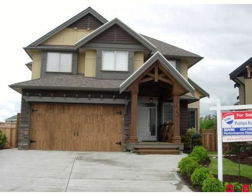 Main Photo: 8381 211B Street in Langley: Willoughby Heights House for sale : MLS®# F2818369