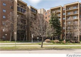 Photo 1: 609 2000 Sinclair Street in Winnipeg: Parkway Village Condominium for sale (4F)  : MLS®# 1804910