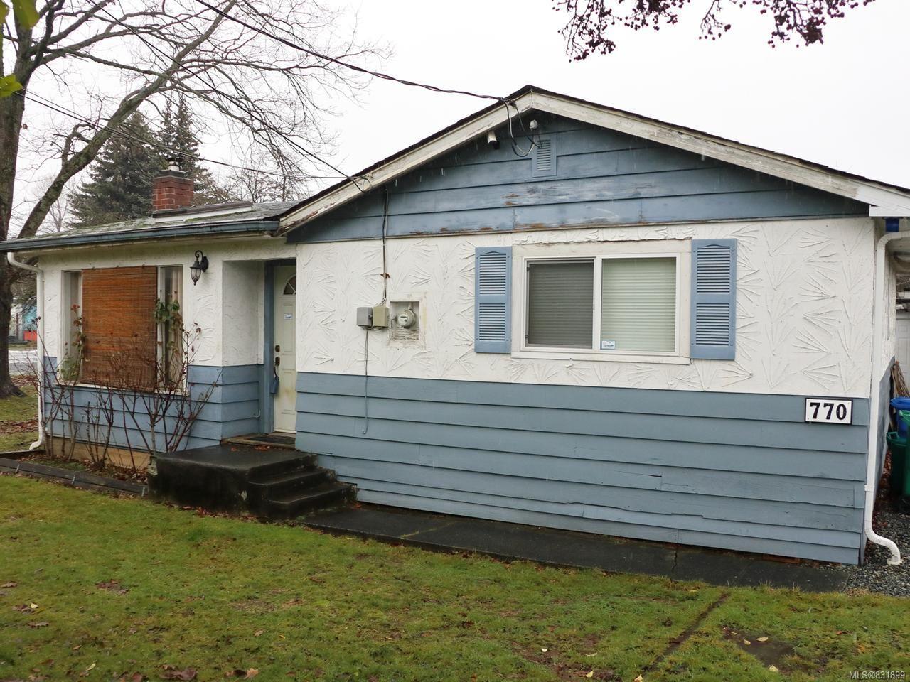 Main Photo: 770 Bruce Ave in NANAIMO: Na South Nanaimo House for sale (Nanaimo)  : MLS®# 831899