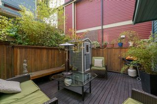 Photo 25: 849 KEEFER STREET in Vancouver: Mount Pleasant VE Townhouse for sale (Vancouver East)  : MLS®# R2204383