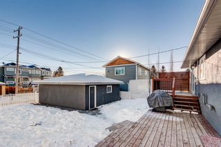 Photo 37: 100 Westwood Drive SW in Calgary: Westgate Detached for sale : MLS®# A1057745