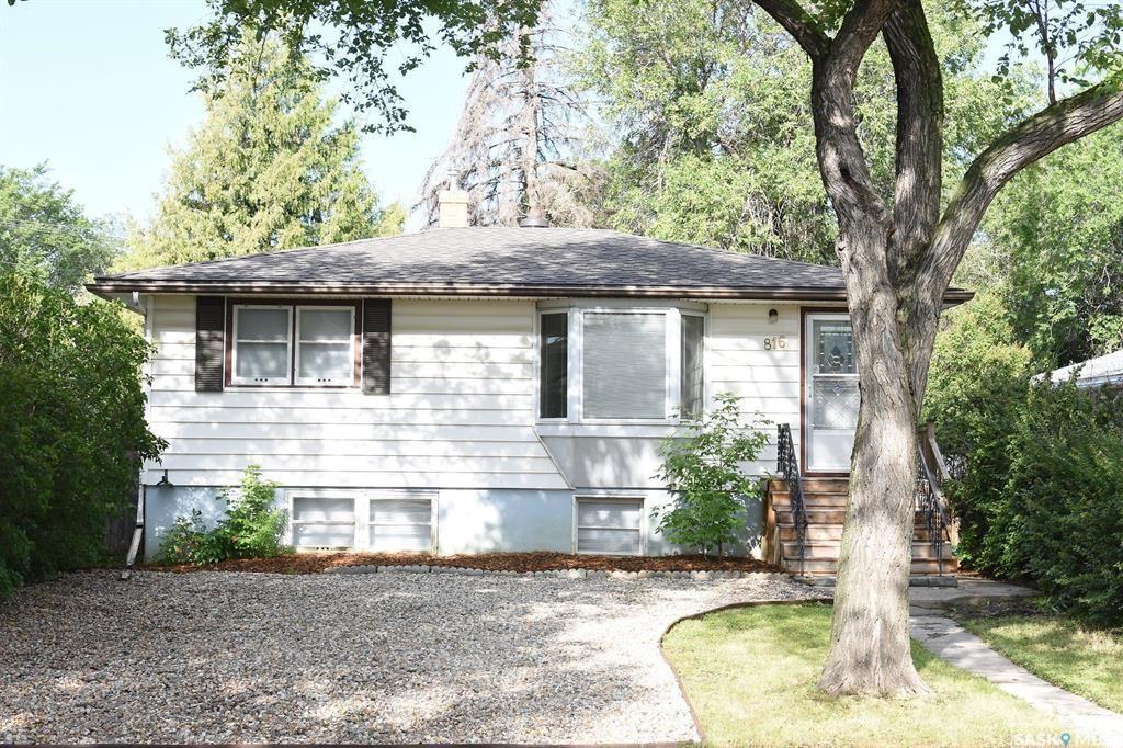 Main Photo: 816 Grey Street in Regina: Rosemont Residential for sale : MLS®# SK819685
