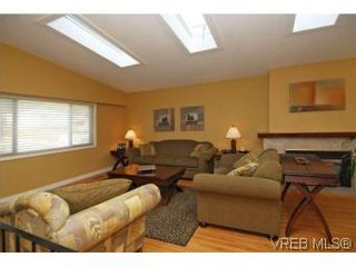 Photo 4: 4255 Parkside Cres in VICTORIA: SE Mt Doug House for sale (Saanich East)  : MLS®# 530175