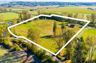 Photo 2: 27612 RIVER Road in Abbotsford: Bradner Land for sale : MLS®# R2502540