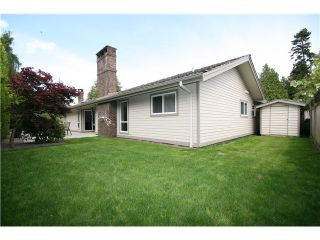 """Photo 10: 1275 49TH Street in Tsawwassen: Cliff Drive House for sale in """"Cliff Drive"""" : MLS®# V953484"""