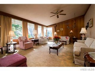 Photo 4: 4590 Scarborough Rd in VICTORIA: SW Beaver Lake House for sale (Saanich West)  : MLS®# 744352