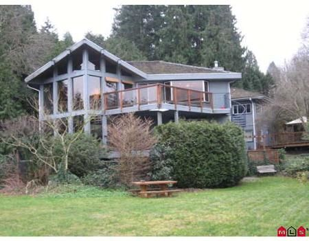 Main Photo: 12535 CRESCENT RD in White Rock: House for sale : MLS®# F2801641