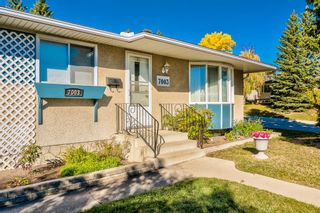 Photo 2: 7003 Hunterview Drive NW in Calgary: Huntington Hills Detached for sale : MLS®# A1148767