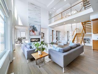 Photo 1:  in Edmonton: Zone 56 House for sale : MLS®# E4255813